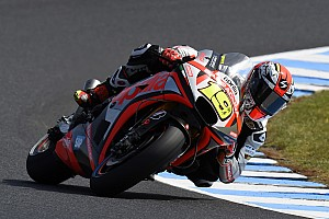 MotoGP Breaking news Aprilia to roll out 2016 bike in private Qatar test