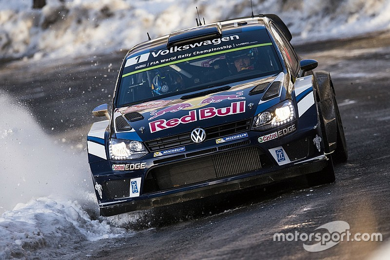 Monte Carlo WRC: Ogier goes half a minute clear of Meeke