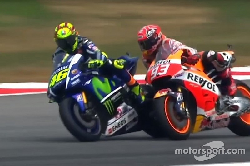 Rossi vs. Marquez: FIM und Honda halten Daten unter Verschluss