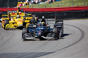 "IndyCar Breaking news Herta ""90 percent likely"" to re-sign Chaves"