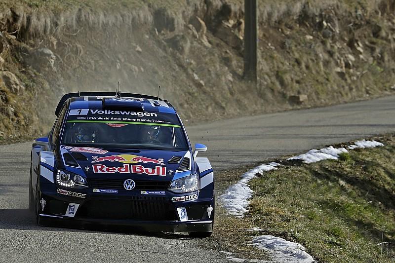 WRC Monte Carlo: Ogier wint met gemak