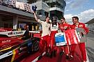 Eurasia vainqueur, Race Performance champion
