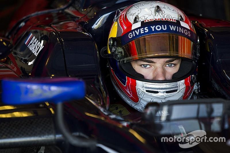 La Red Bull punta su Gasly come riserva per il 2016