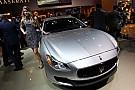 Maserati zwicht voor druk en komt ook met hybrides