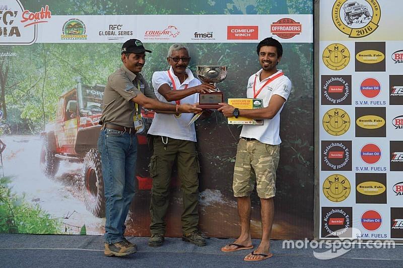 Jagat Nanjapa wins RFC South India