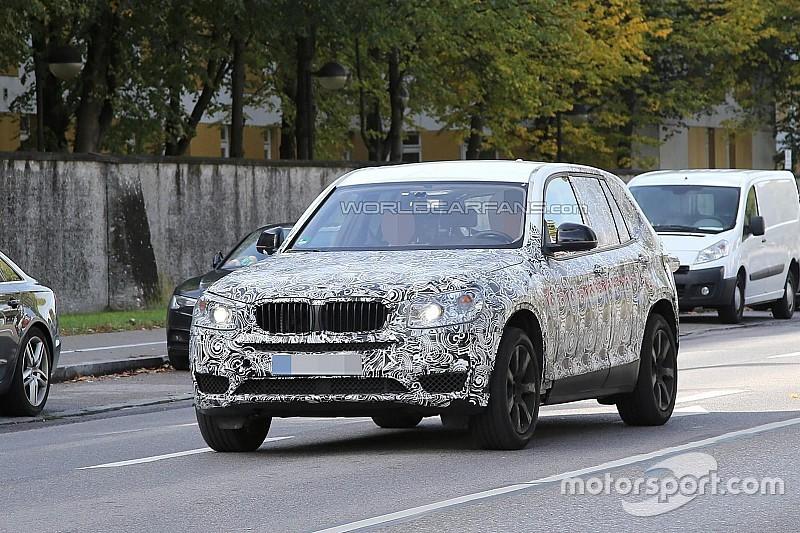 'BMW werkt aan M-versie van X3 met bijna 500 pk'