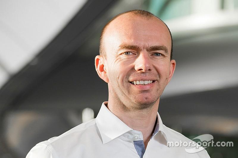 Bas Leinders sportief manager bij McLaren GT