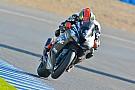 Sykes ends Jerez pre-season WSBK test on top