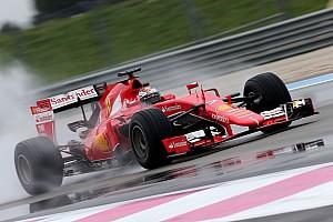 Fórmula 1 Top List Galeria: os números dos testes de pneus de chuva da Pirelli