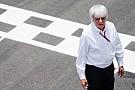 "Ecclestone endossa coro de pilotos e pede F1 ""pé embaixo"""