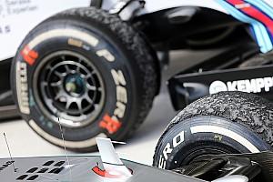 Formula 1 Breaking news Ecclestone backs calls for F1 tyres overhaul