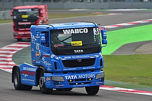 Other truck Breaking news Tata announces truck racing driver programme