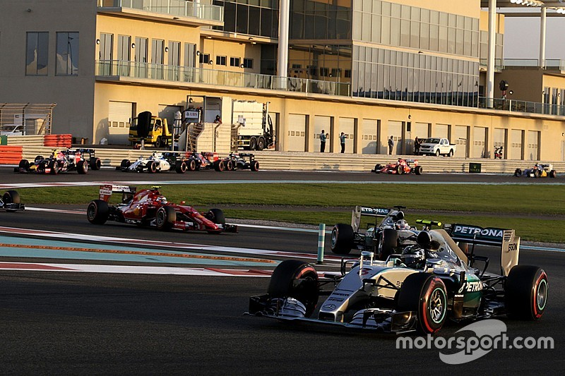 "Berger over huidige F1-regels: ""Dat begrijpt toch geen mens"""