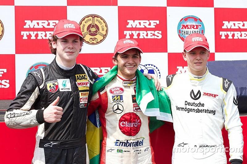 Pietro Fittipaldi pode ser campeão na Índia neste domingo