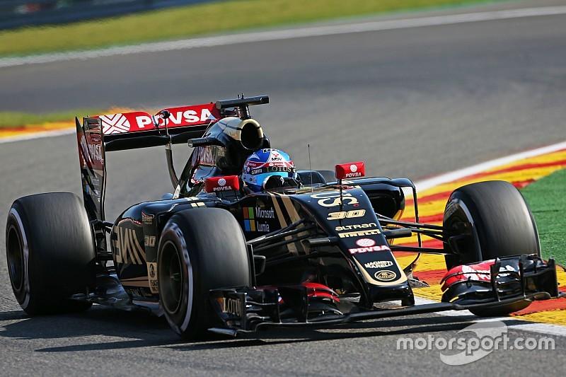 Palmer confirma el número de su coche