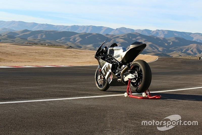 KTM desembarca en Moto2