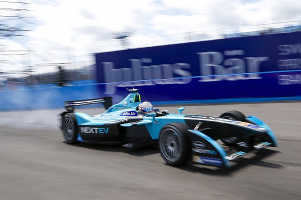 NEXTEV kauft ganzes Formel-E-Team