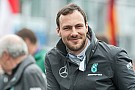 Paffett joins Williams as simulator driver
