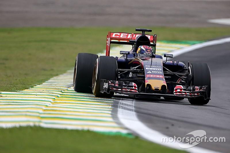 """Verstappen: """"La Toro Rosso più veloce di un secondo!"""""""