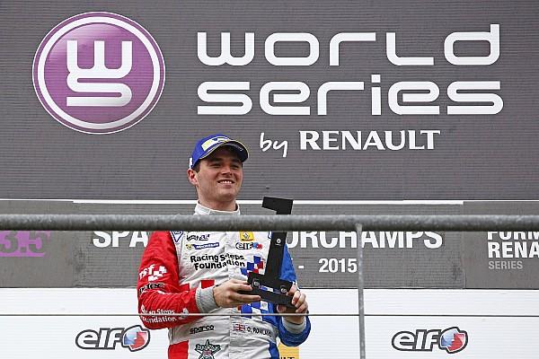 Роуленд стал членом возрождённой Академии Renault Sport