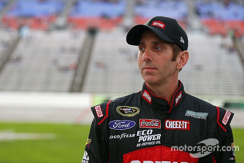 """Greg Biffle: Stewart was in """"a lot of pain"""" after sand buggy accident"""