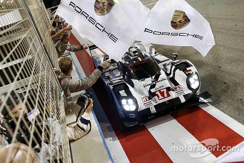 Porsche mit dem 919 Hybrid als Titelverteidiger in WEC und in Le Mans