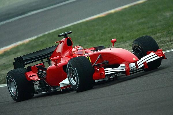 Il y a 10 ans - A l'aube du duel Renault/Ferrari
