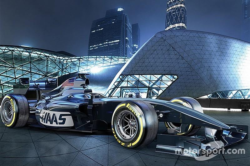 Haas: Punkte als Ziel in der ersten Saison sind kein Zeichen von Arroganz