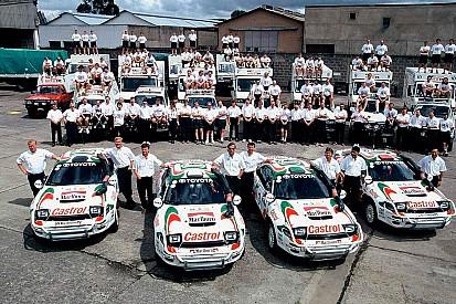 От Corolla до Corolla за четверть века: раллийная история Toyota в 10 фото