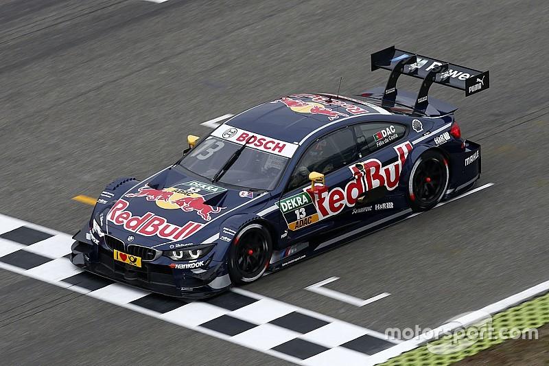 Felix da Costa hoopt mee te kunnen doen om DTM-titel
