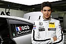 Esteban Ocon correrà con Mercedes nel DTM 2016