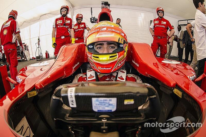 Gutiérrez se subirá al Haas de F1 en el segundo día de pruebas en España