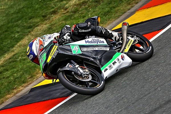 Adam Norrodin debutta in Moto3 con Drive M7 SIC Racing Team