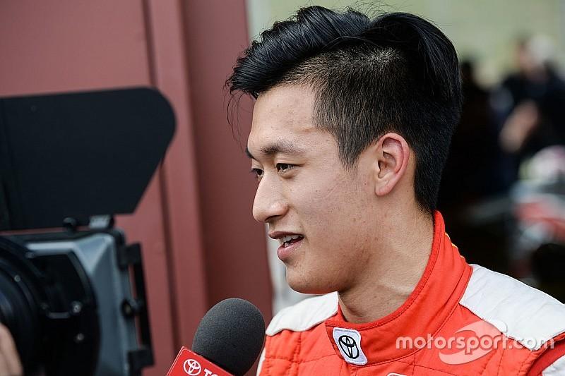 Chinese Ferrari-protegé met Motopark in EK F3
