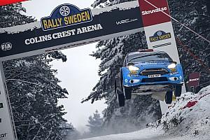 WRC Galería Galería: Las mejores fotos del Rally de Suecia