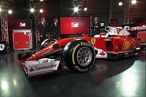 Formule 1 Actualités Allison - Une Ferrari SF16-H faite