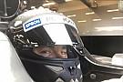 Video: A bordo del nuevo Mercedes W07 en Silverstone
