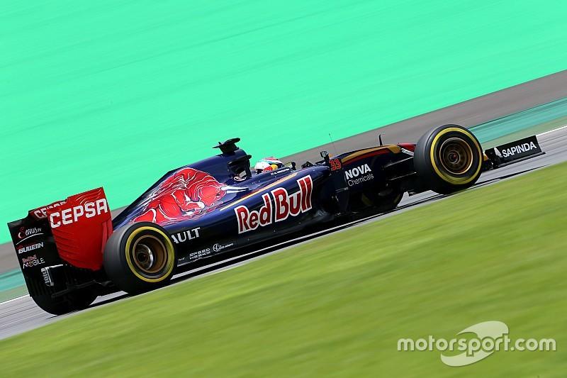 В Toro Rosso нацелены на пятое место в Кубке конструкторов