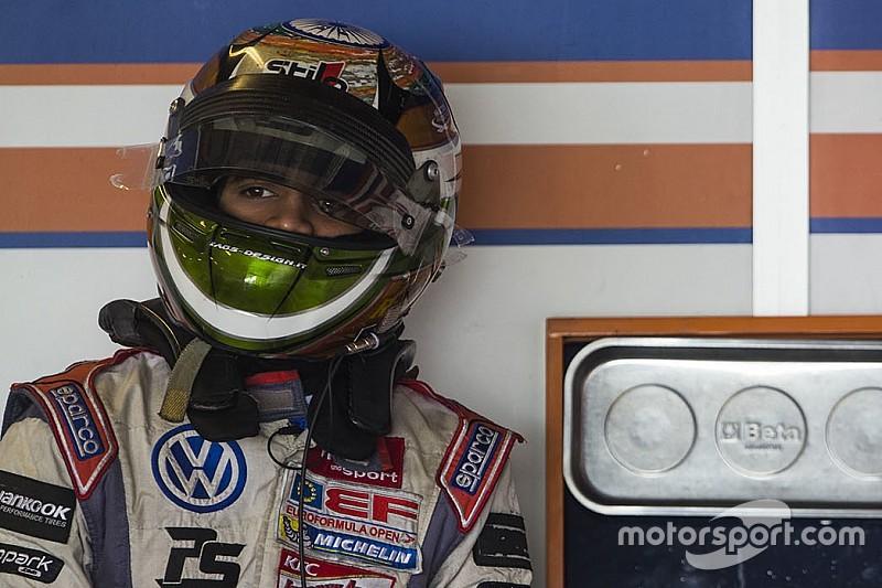Mahaveer Raghunathan correrà in Auto GP Formula Open