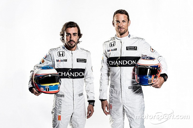 "Dennis: ""Tenemos la mejor pareja de pilotos de la F1"""