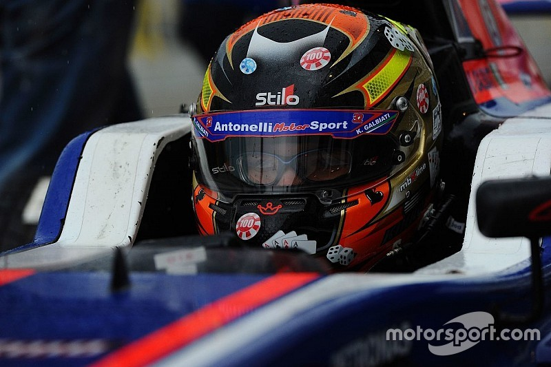 Kikko Galbiati prosegue con Antonelli Motorsport nel 2016
