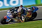 Frattura al polso per Alex Marquez dopo una caduta nei test di Jerez