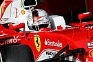 Vettel diz que nova Ferrari é
