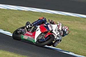 Superbike-WM News Nicky Hayden beendet Test von Phillip Island auf Rang sieben