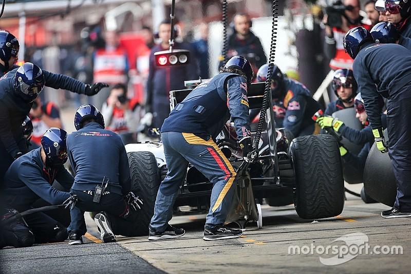 """Toro Rosso positief gestemd: """"Extreem veelbelovend"""""""
