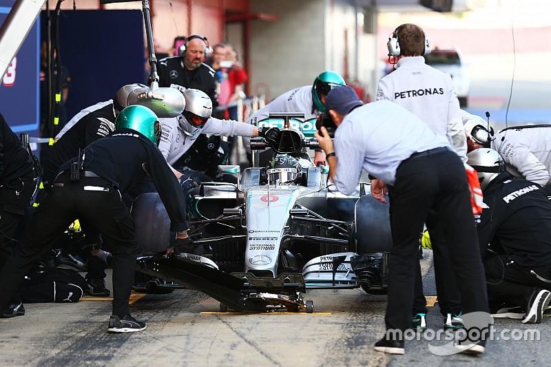 """Rosberg: """"Non cerchiamo i tempi per non svelare il nostro potenziale"""""""