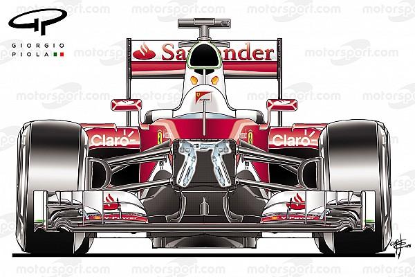 Secretos Ocultos de Ferrari, el nuevo coche de F1
