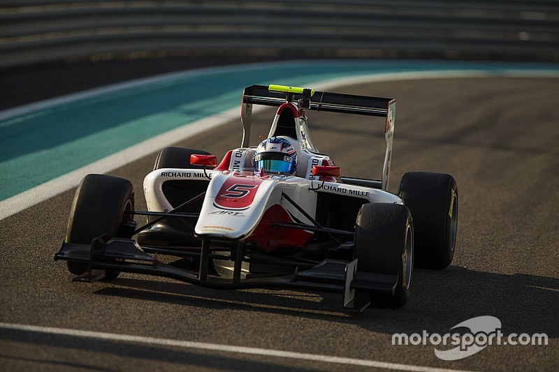 Nyck de Vries approda in GP3 con il team ART Grand Prix