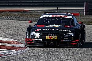 DTM Testbericht DTM-Test in Monteblanco: Audi und Mattias Ekström erneut vorn