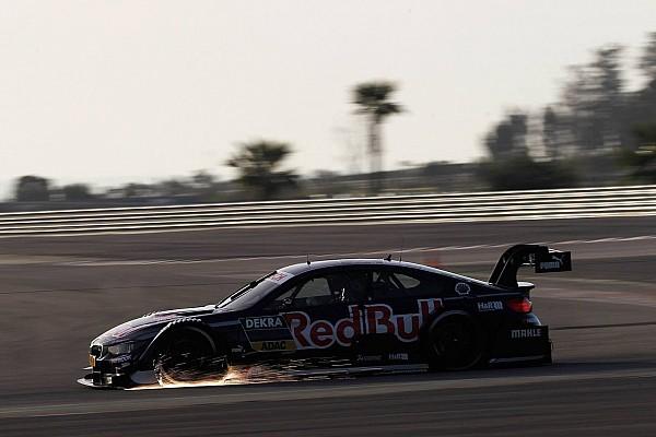 DTM-Test in Monteblanco: Timo Glock und BMW fahren an die Spitze